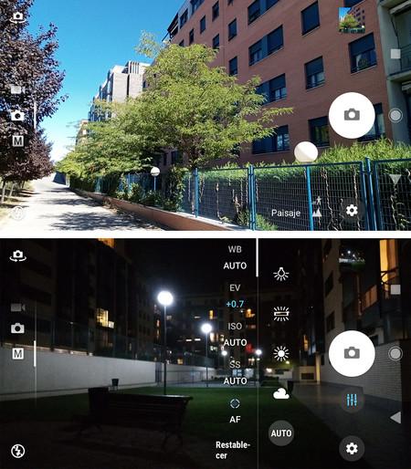 Xperia L2 App Camara