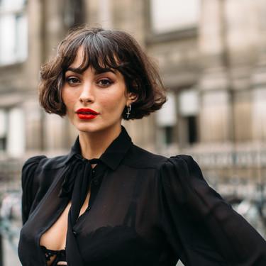 21 formas de lucir el bob, el corte de pelo del momento, como se hace en el street style parisino