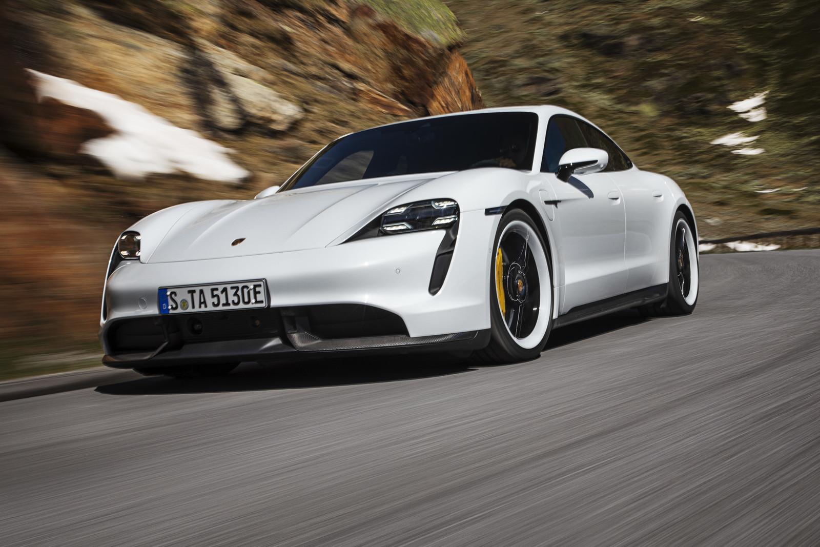 Foto de Porsche Taycan (14/21)