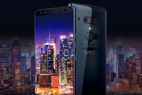 HTC U12+: todo un gama alta con cámara dual delante y detrás que además podrás apretujar