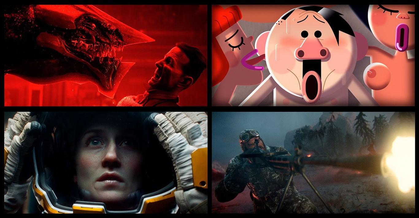 'Love, Death & Robots': la antología de cortos de David Fincher y Tim Miller en Netflix decepciona pese al...