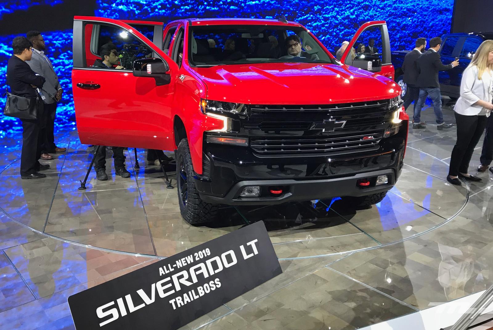 Foto de Auto Show de Detroit 2018 (18/24)