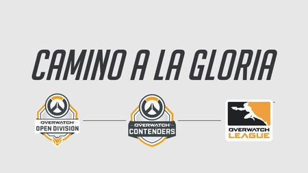 Overwatch Camino Profesional