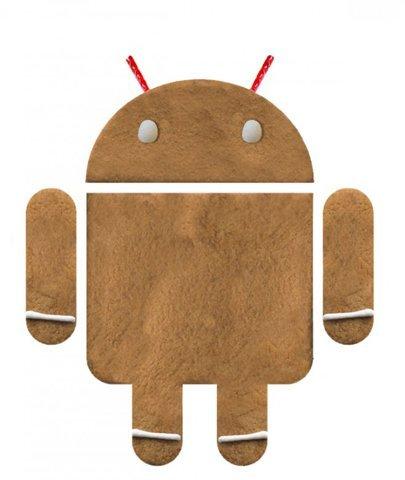 Liberado el código fuente de Android 2.3 Gingerbread