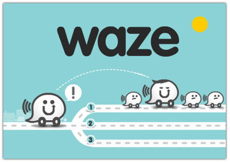 Google está en negociaciones para quedarse con Waze