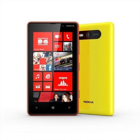 Llega el Nokia Lumia 820 a Telcel