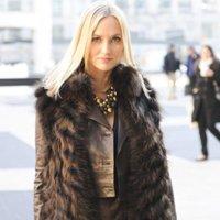 Looks de street style en la Semana de la Moda de Nueva York
