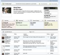 CrossLoop ahora también disponible en Mac OS X