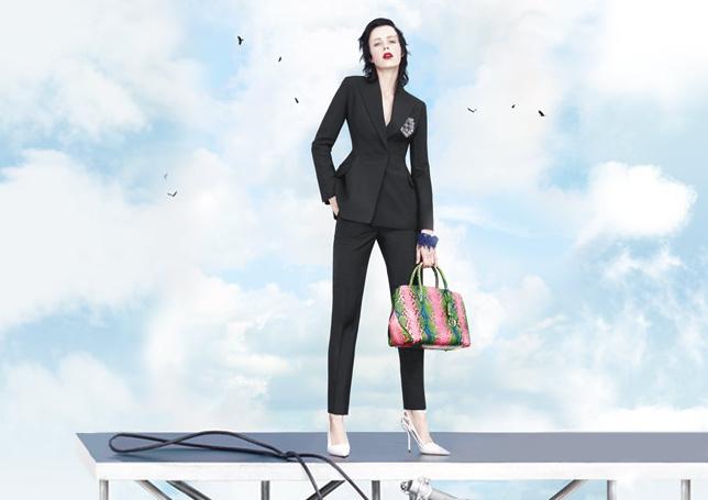 Christian Dior Primavera-Verano 2014