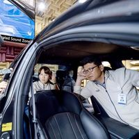 Así plantean Hyundai y Kia zonas separadas de audio en el coche sin necesidad de auriculares