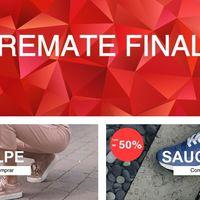 Rebajas de hasta el 50% en el remate final de zapatos Obi. Además el envío es gratis