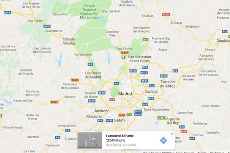 Esta función de Google Maps comparte tu ubicación en tiempo real para que sepan dónde estás cuando vas en moto