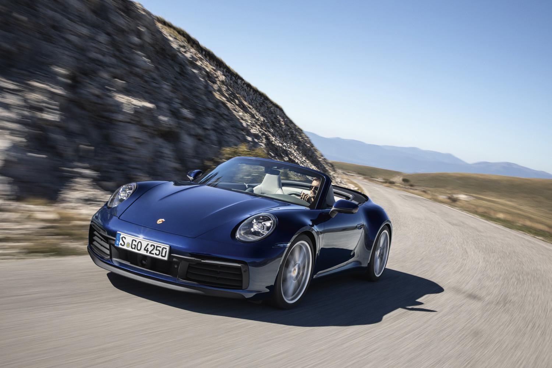 Foto de Porsche 911 (992) Cabriolet (1/10)