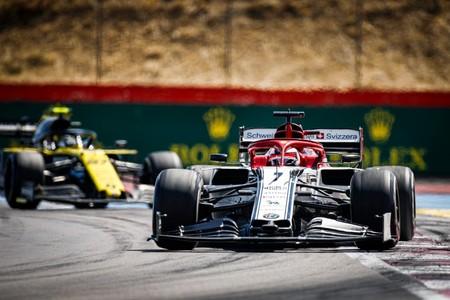 Raikkonen Francia F1 2019