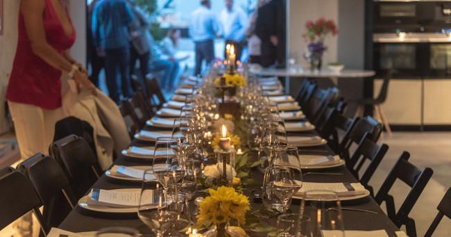 El plan perfecto está en Barcelona: cena secreta y sensorial con un chef privado y su equipo