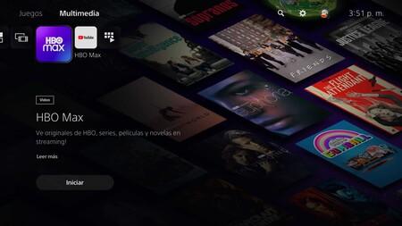 HBO Max por fin tiene aplicación para PS4 y PS5 en México, pero sin Champions League