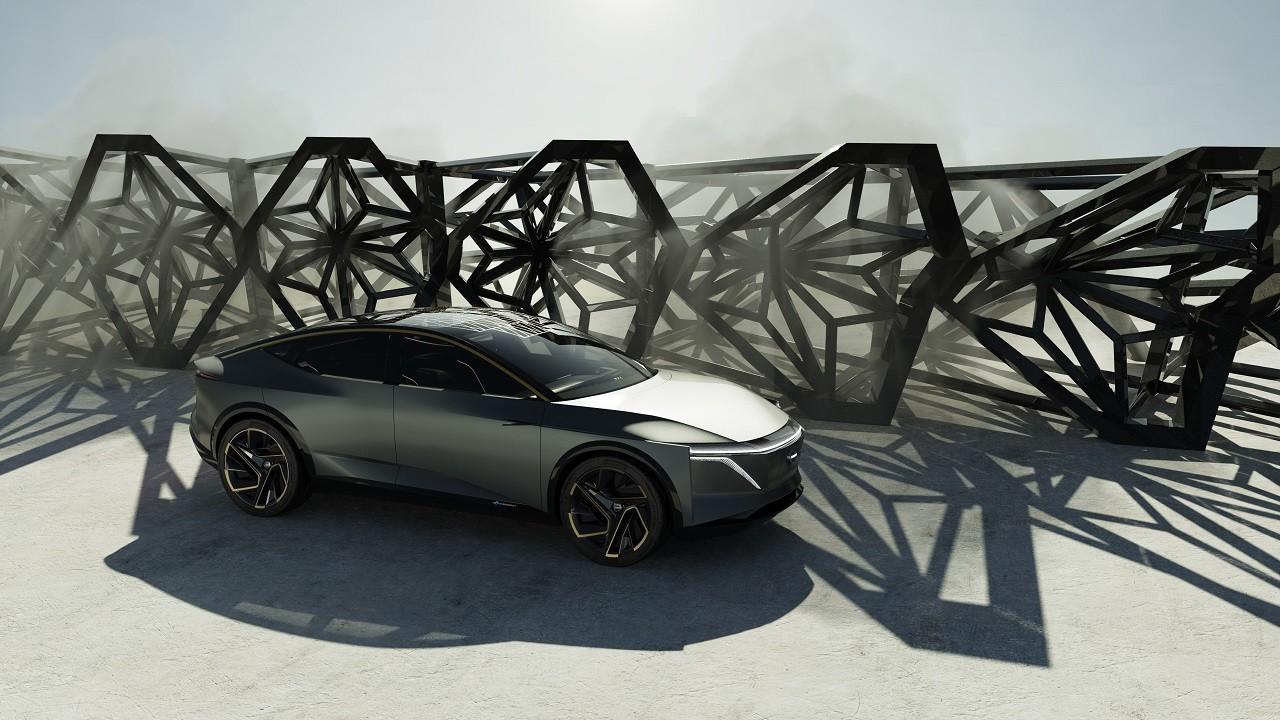 Foto de Nissan IMs Concept (1/10)