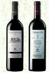 Vinos de Capafons-Ossó, grandes vinos de la D.O Montsant