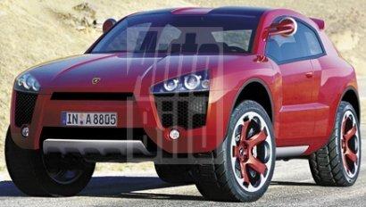 Lamborghini LM 00X