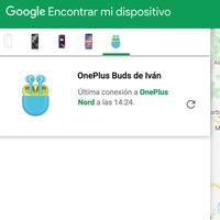 La búsqueda de móviles Android perdidos ahora también localiza auriculares