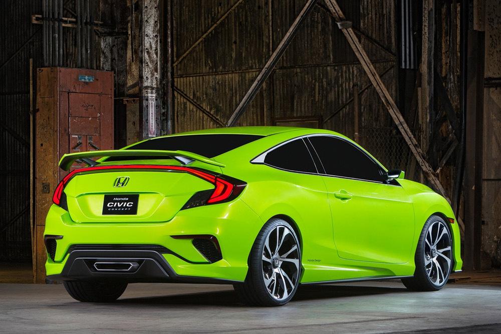 Honda Civic Concept 6 13