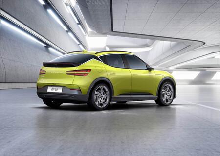 Genesis GV60 2022 SUV eléctrico
