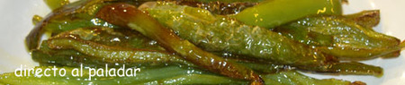 pimientos fritos