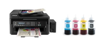 Llegan a Colombia las impresoras de Epson que le quieren decir adiós a los cartuchos de tinta