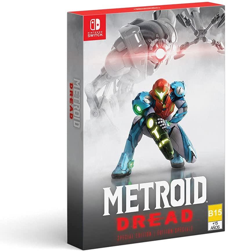 PReventa: Metroid Dread: Special Edition