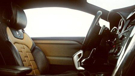 Así es el Citroën DS High Rider por dentro