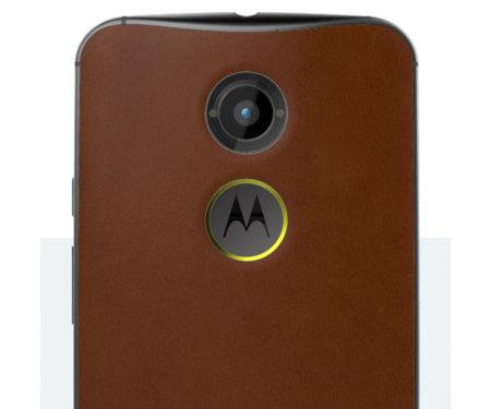 Primero madera, luego cuero: el Moto X continúa añadiendo nuevas opciones de personalización