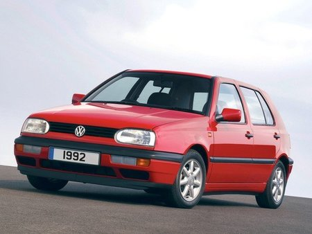 Volkswagen Golf Mk.III