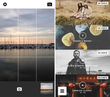 Vsco Cam Screens 2