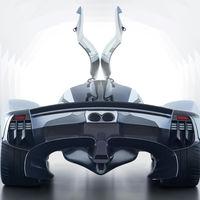 ¡Glorioso! El Aston Martin Valkyrie suena a auténtico coche de Fórmula 1 con motor V12