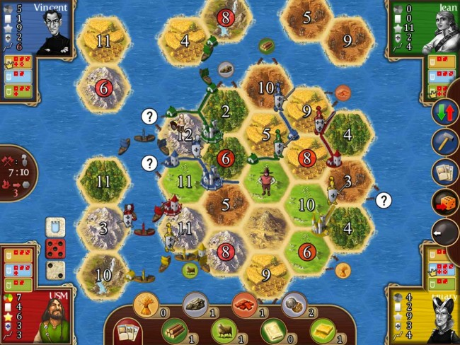 Catan Sur Screenshot01