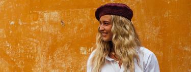 Decimos adiós a la gorra y al 'bucket hat': esta temporada las boinas son el accesorio más popular del street style