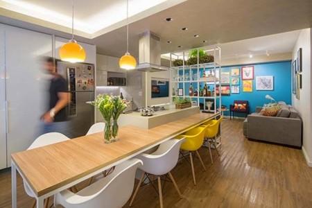 Trama Apartment Semerene Arquitetura Interior 07 1 Kindesign