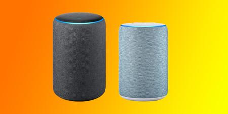 Los altavoces Echo y Echo Plus de Amazon están más rebajados que nunca: 54,99 euros y 69,99 euros, respectivamente