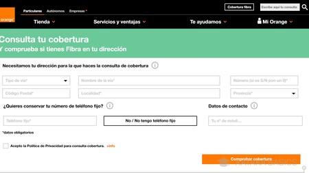 Direccion Orange