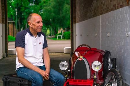 Bugatti Baby Ii Entra A Produccion 4