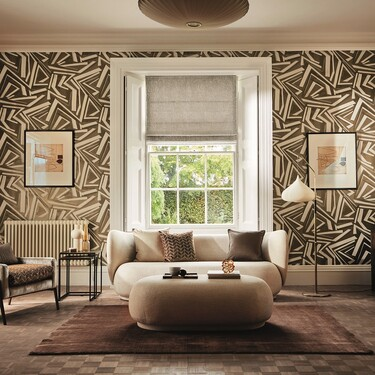 Papeles pintados, cortinas, terciopelos... descubre las nuevas e inspiradoras colecciones de Harlequin para 2021