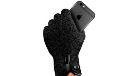 Mujjo Guantes para dispositivos iOS