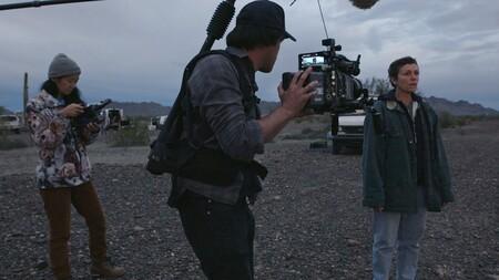 """""""Que te jodan, tío"""". El director de fotografía de 'Nomadland' critica a Quentin Tarantino por despreciar el medio digital"""