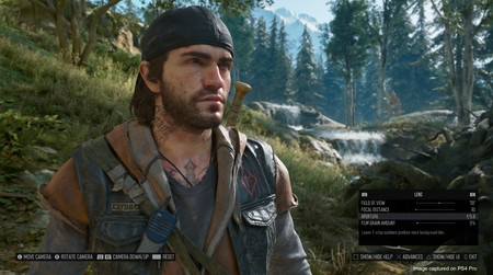 Days Gone Modo Foto 04