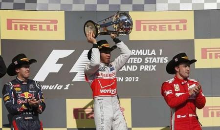 Austin F1 2012