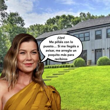 Ellen Pompeo vende su casoplón de 'East Hampton' por casi tres millones de euros: entra en la granja que huele a 'AmbiPur'