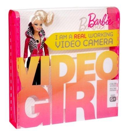 Barbie Video Girl: ¡cuidado, Barbie te espía!