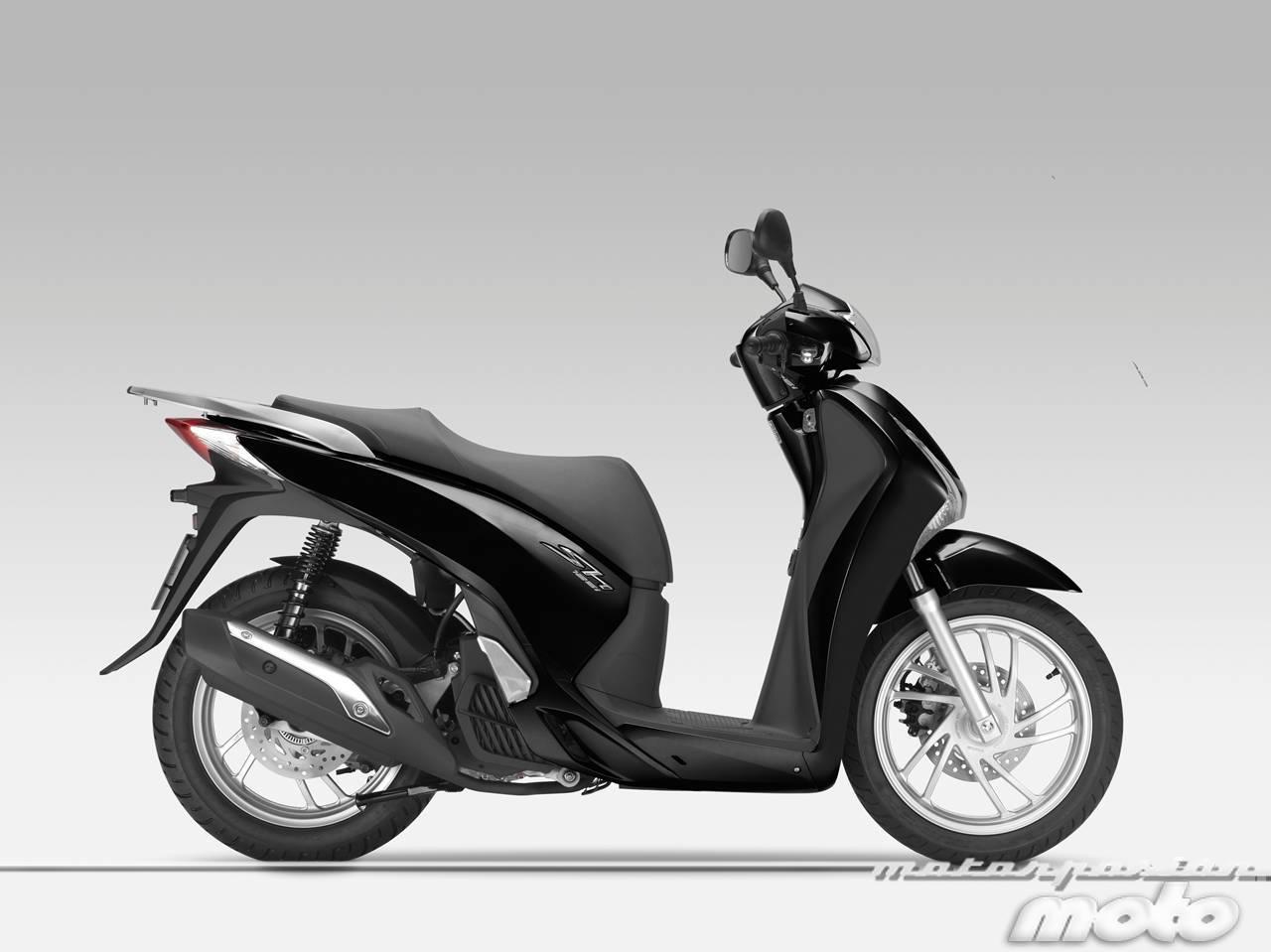 Foto de Honda Scoopy SH125i 2013, prueba (valoración, galería y ficha técnica)  - Fotos Detalles (42/81)