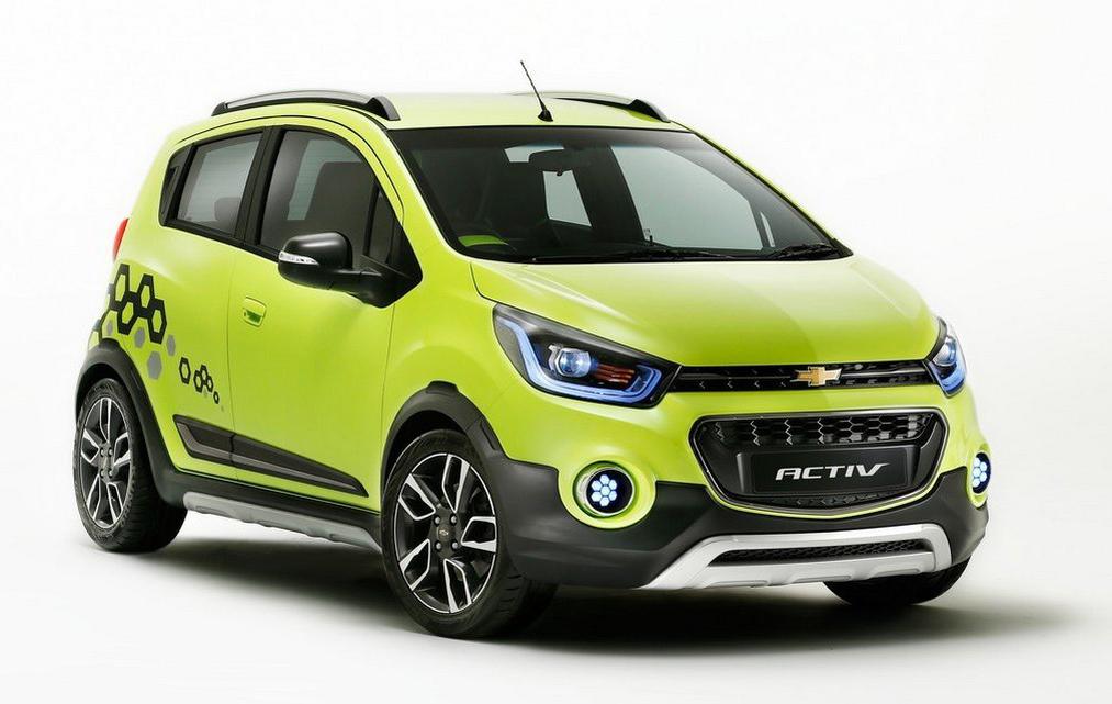 Foto de Chevrolet Beat Activ Concept (1/16)