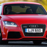 Audi TT RS: otro que no ofrecerá cambio manual
